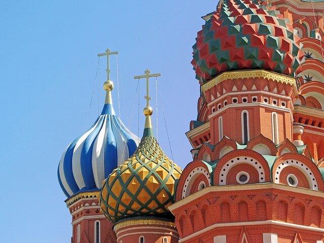 Mudanzas internacionales a Moscú