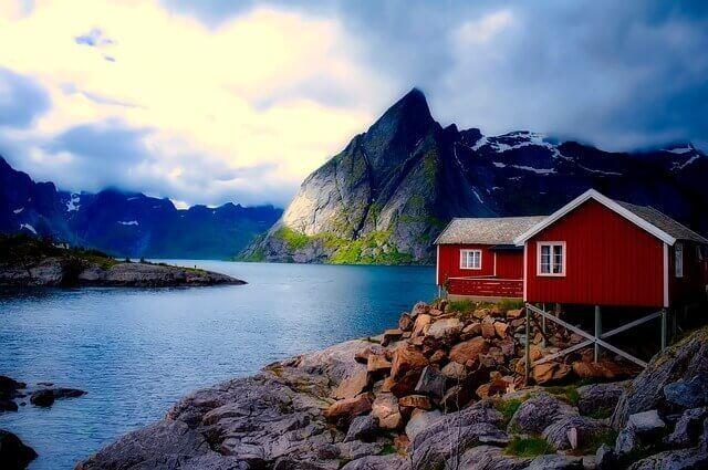 Mudanzas por trabajo a Noruega