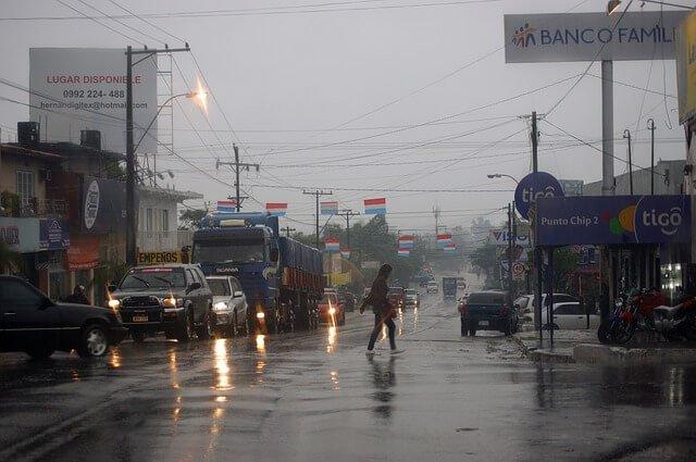 Clima y Cultura de Paraguay