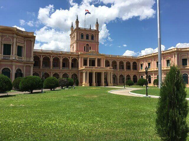 El transporte en Paraguay
