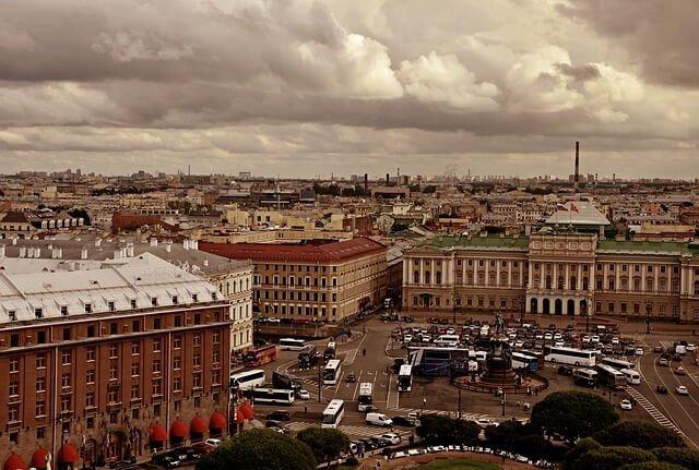 Búsqueda de alojamiento en Rusia