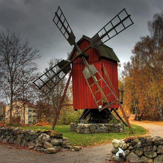 Mudanza de trabajo a Suecia