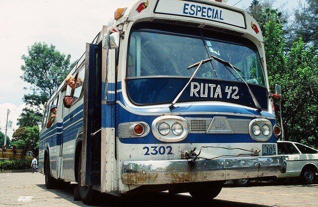 Transporte en El Salvador