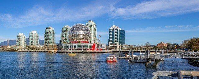 Mudanzas a Vancouver