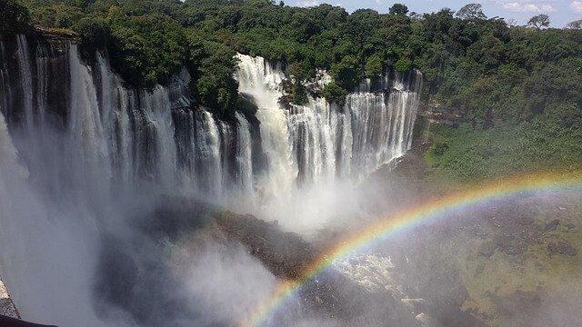 Clima en Angola