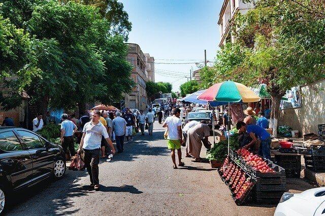 Información de Interés en su Mudanza a Argelia