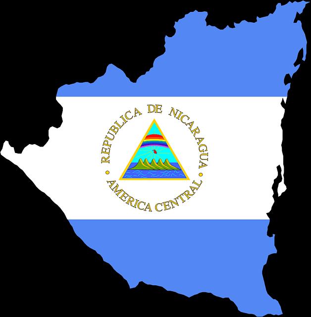 Principales destinos de mudanzas internacionales a Nicaragua