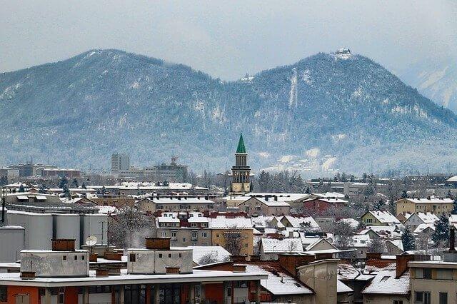 Cómo moverse en Eslovenia