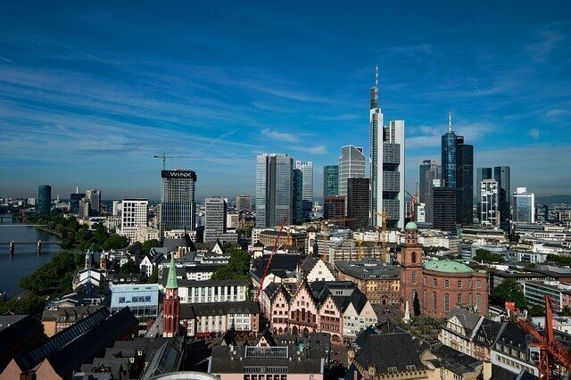 Finding accommodation in Frankfurt