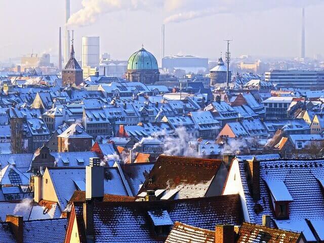 Living in Nuremberg