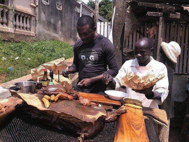 Economía en Camerún