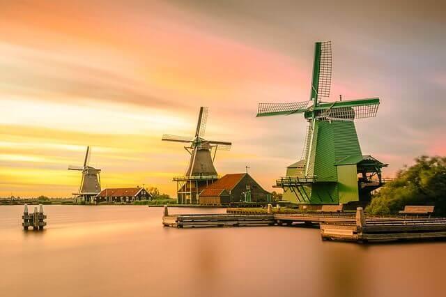Información de interés en una mudanza a Holanda