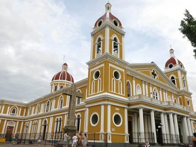 El transporte en Nicaragua