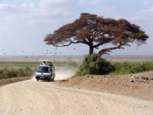 Enlaces de interés para su mudanza a Kenia