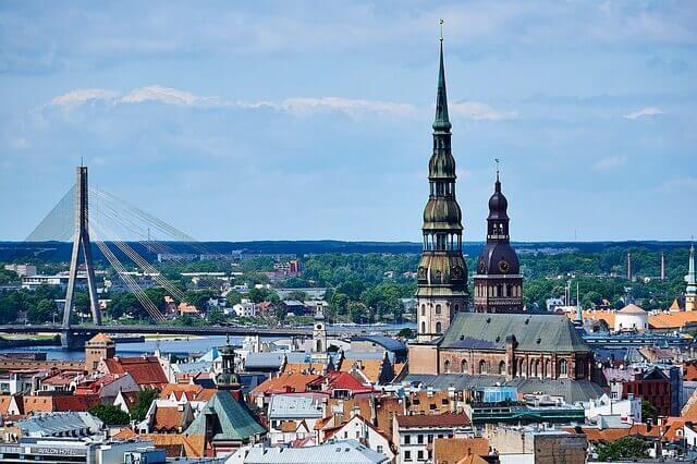 Mudanza a Letonia: información general