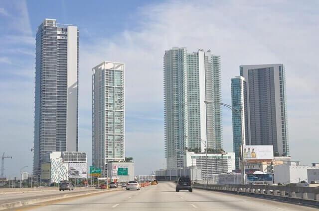 La ciudad de Miami