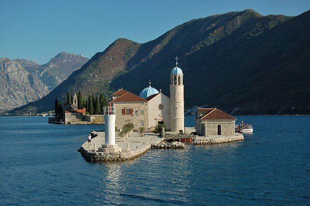 Restricciones de importación a Montenegro
