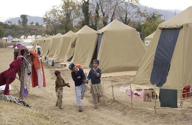 Precauciones antes de mudarse a Pakistán