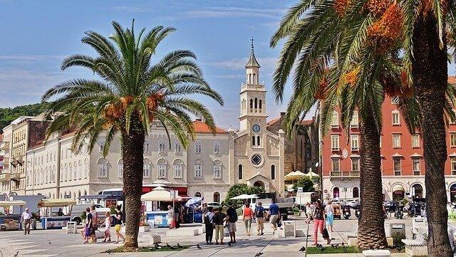 Principales ciudades de Croacia
