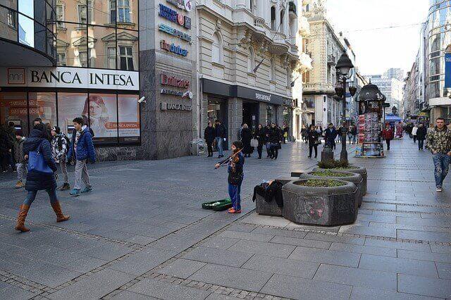 Clima en Serbia