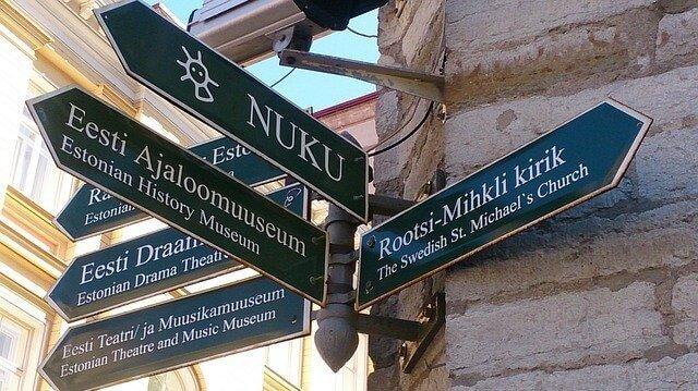 Mudanza a Estonia: información general
