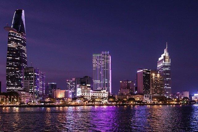 Principales Ciudades de Vietnam