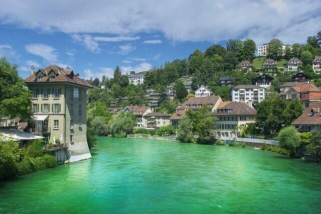 Servicios ofrecidos para su mudanza a Berna