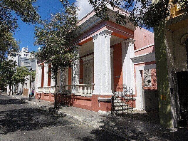 Zona histórica de Ponce e interés cultural y turístico.