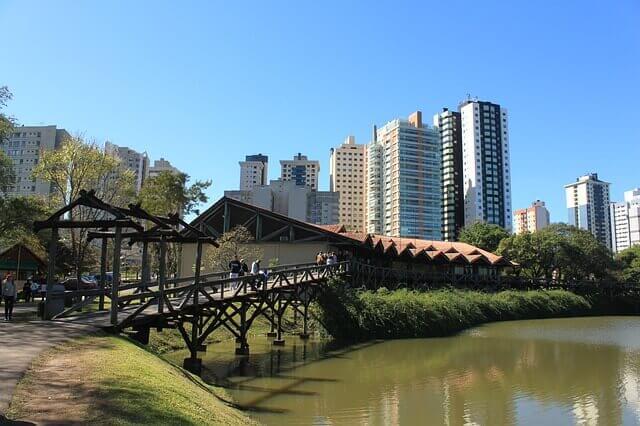 Información para una mudanza internacional a Curitiba