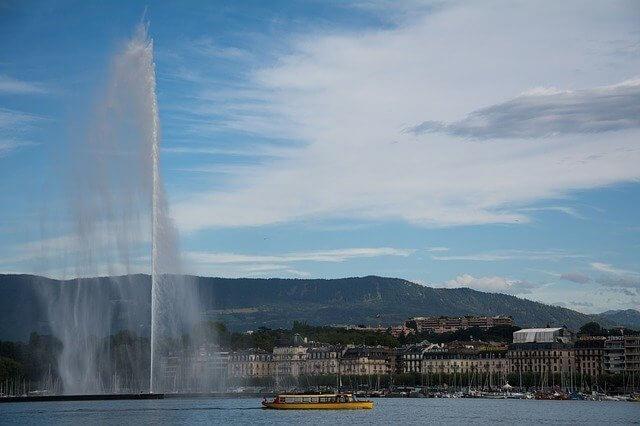Encontrar alojamiento en Ginebra