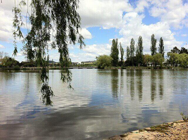 Clima en Canberra