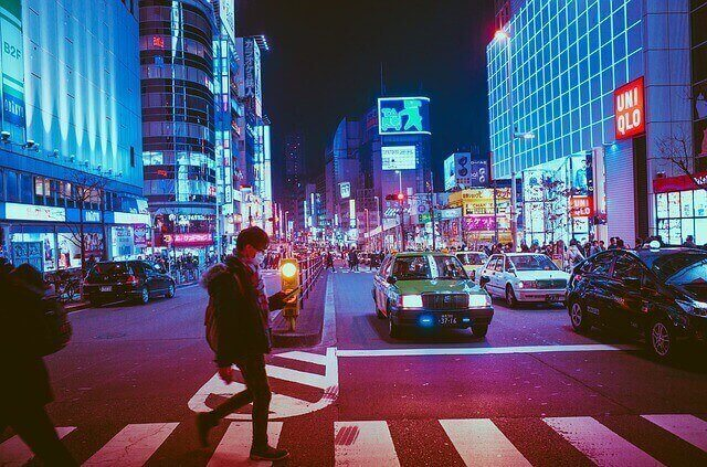 Cómo moverse en Osaka
