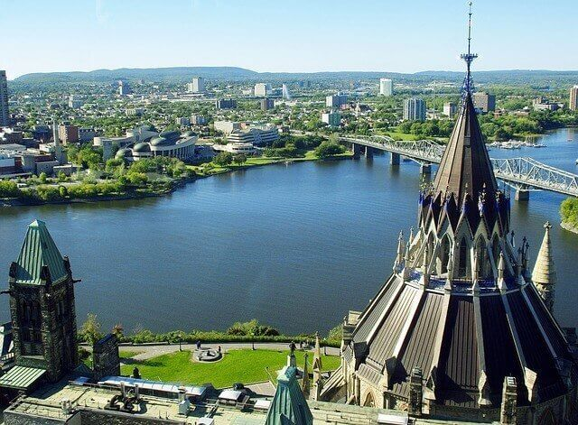 Cómo moverse por la Ottawa