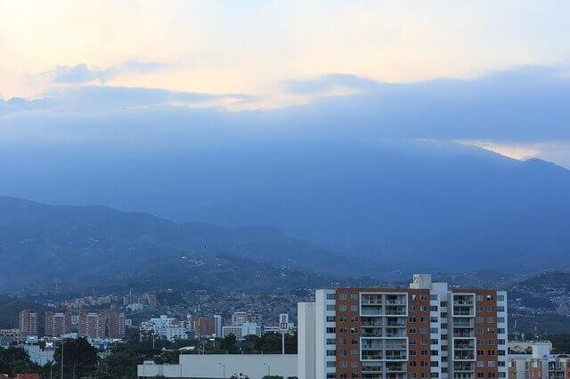 Zonas de Santiago de Cali