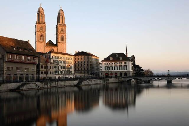Encontrar alojamiento en Zúrich