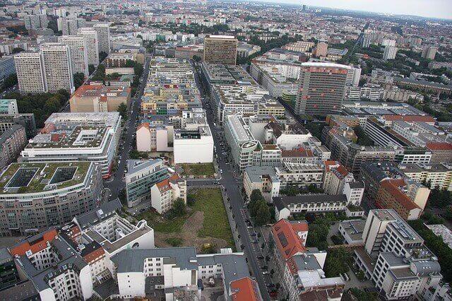 Finding housing in Berlin