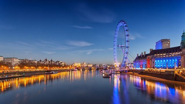 Información para una mudanza internacional a Londres