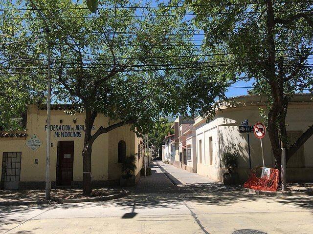 Vivir en Mendoza