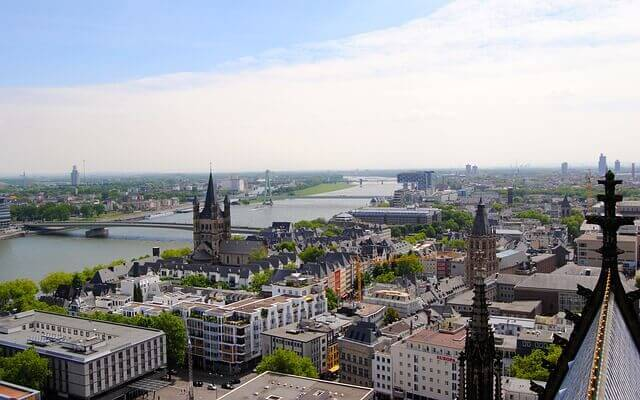 Attractions in Cologne