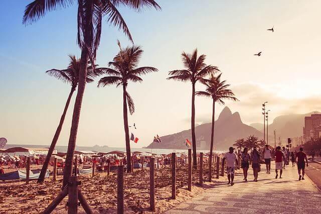 El clima en Río de Janeiro