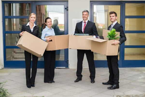 Company movings and corporate relocation