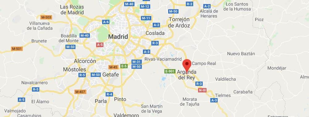 Mudinmar Mobility in Madrid (Spanien)