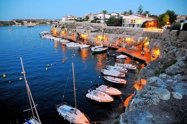 Mudanzas terrestres a Menorca