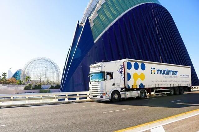 Servicios de transporte de obras de arte en Valencia