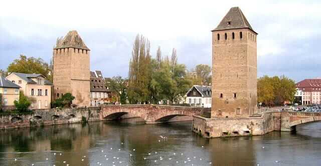 An international move to Strasbourg