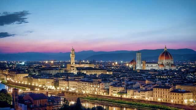 Precio de mudanzas a Florencia