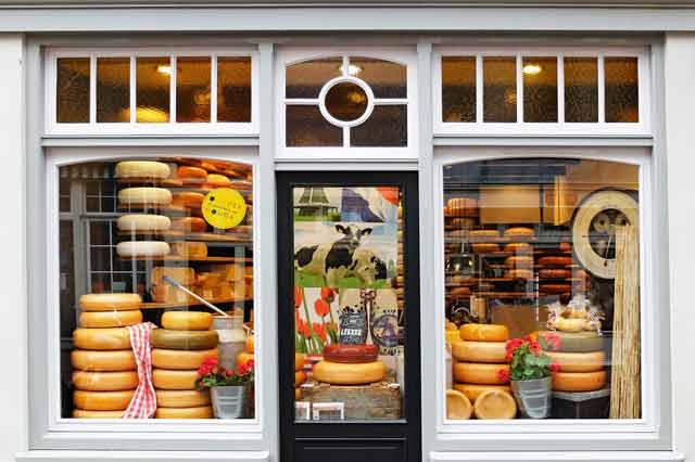 Ciudades de Holanda en las que hacemos mudanzas