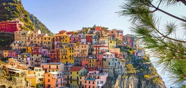 Ciudades italianas en las que ofrece servicios de mudanzas Mudinmar