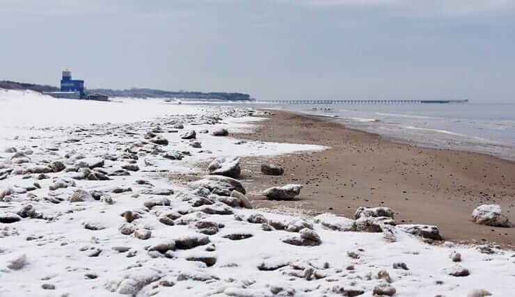 Clima de Lituania
