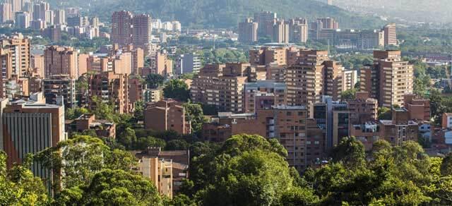 Clima en Medellín